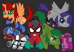 MLP: FiM - Teen Titans