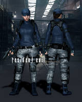 Jill Valentine Resident Evil 8 Download by psychicsocial