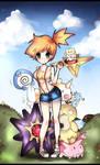 Pokemon Misty