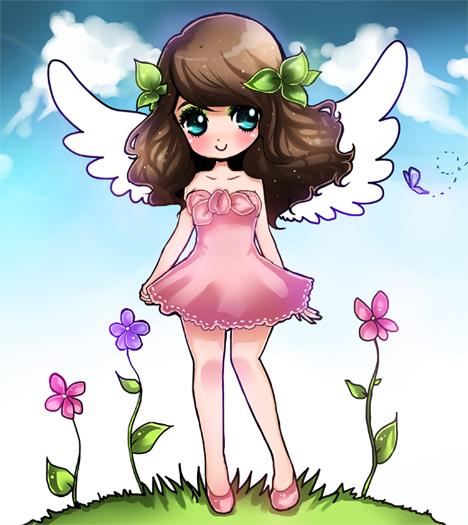 Earth Angel by Geegeet