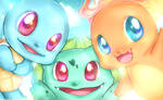 Pokemon Memories : Red and Blue