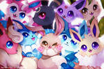 Eeveelution Family