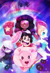 Steven Universe by DarienDoodles