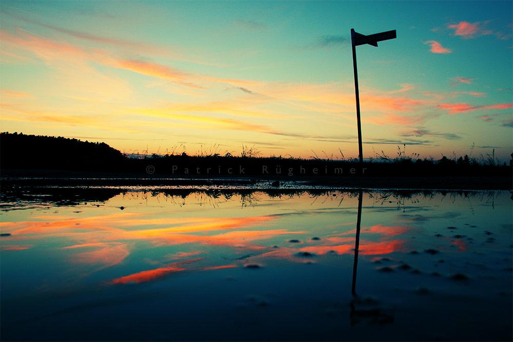 Velvet Skies by PatrickRuegheimer