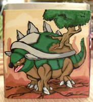 Torterra by sleepyotter