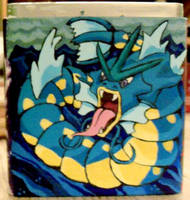 Gyarados by sleepyotter