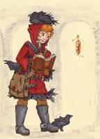Witchsona by sleepyotter