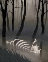 Silent Swamp by sleepyotter