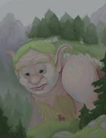 Troll by sleepyotter