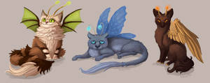 More Fairy Cats