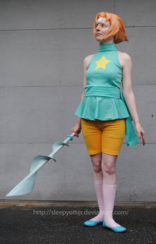 Steven Universe Pearl Cosplay