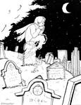 Trapped in the Graveyard