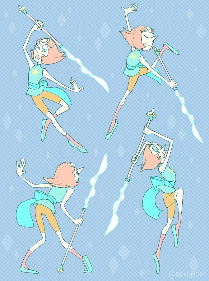 Batch of Fighting Pearls by sleepyotter