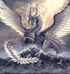 The Platinum Dragon