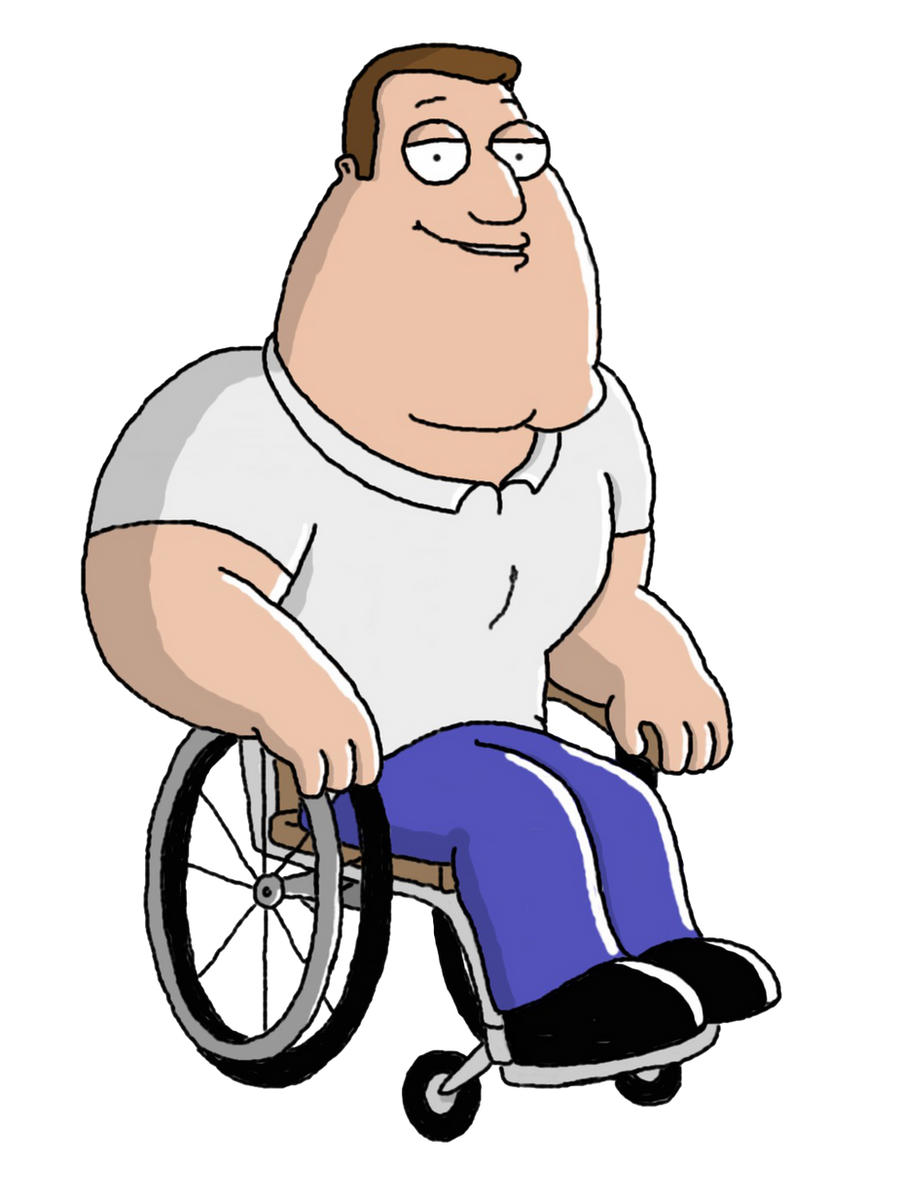 Download chair png images transparent gallery - Joe Swanson By Dman25666 On Deviantart