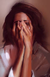 Portrait practice 26 by MichalReznicek