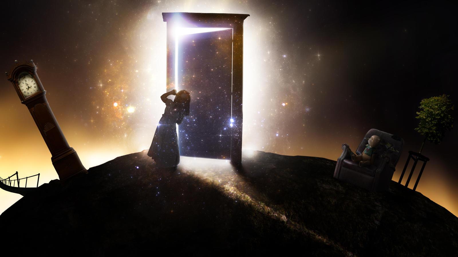 The magic door by genivaldosouza