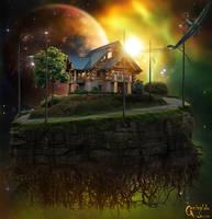 The lost world by genivaldosouza