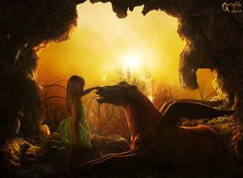 The legend of Pegasus Gold by genivaldosouza