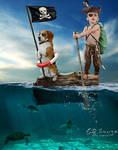 The little apprentice pirate