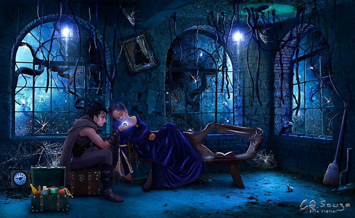 The dreamcatcher by genivaldosouza