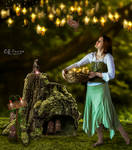 A little enchanted place by genivaldosouza