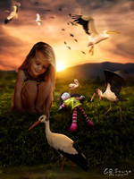 My little charmed life by genivaldosouza