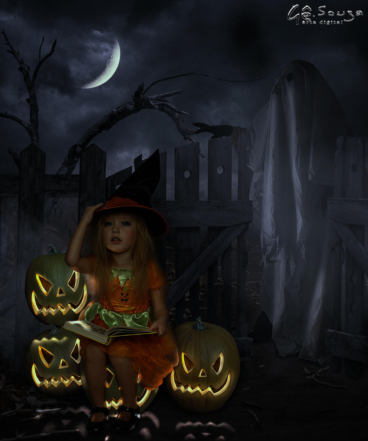 Little witch apprentice