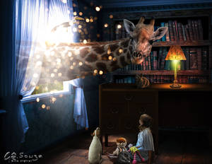 About childhood dreams II