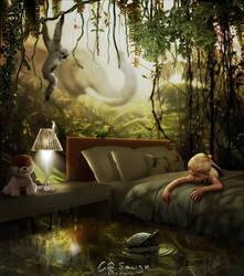 About childhood dreams III