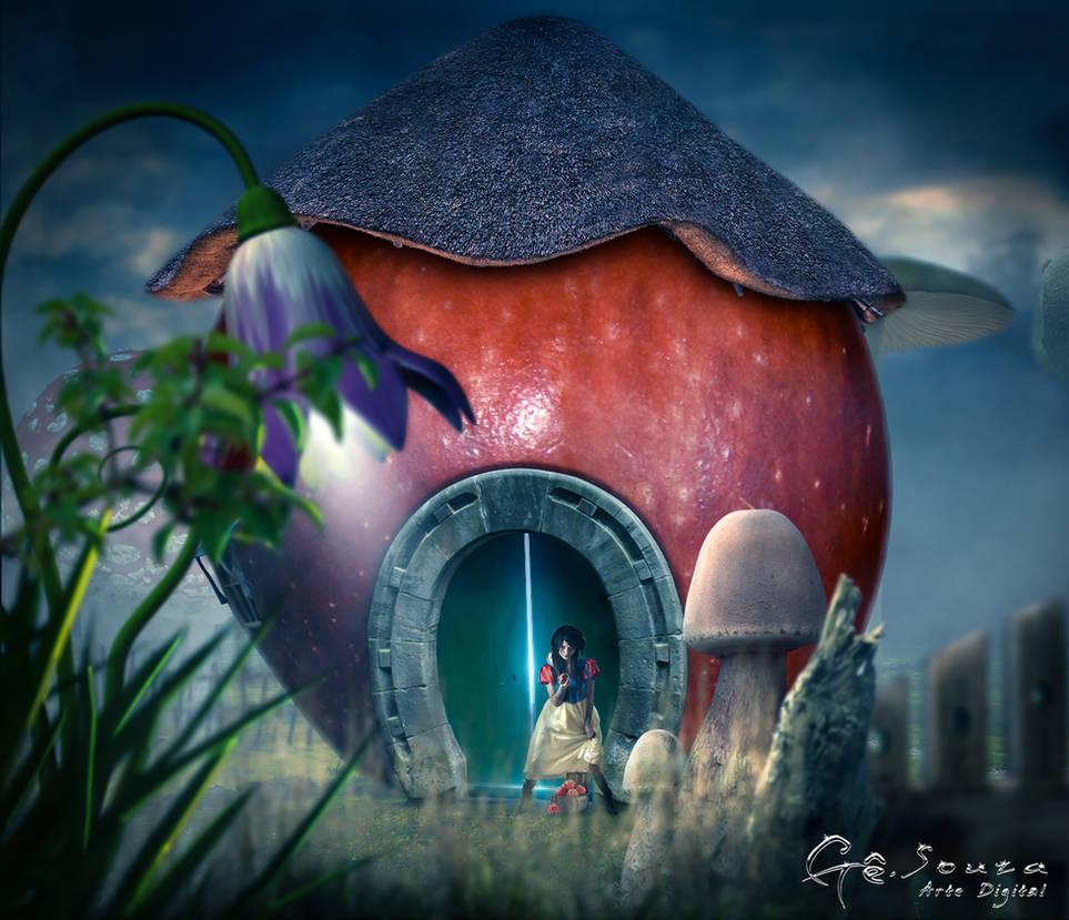 An unknown place by genivaldosouza