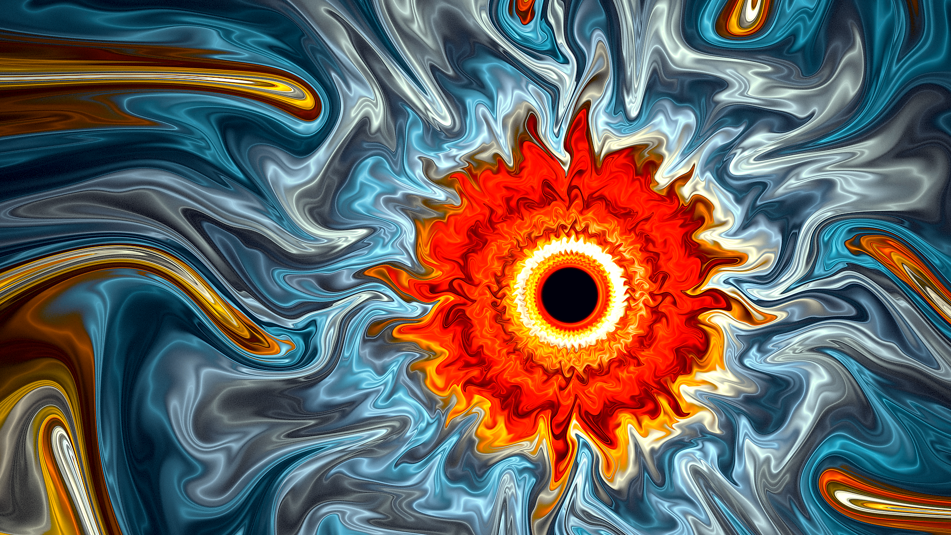 Black Hole Sun by SallySlips on DeviantArt