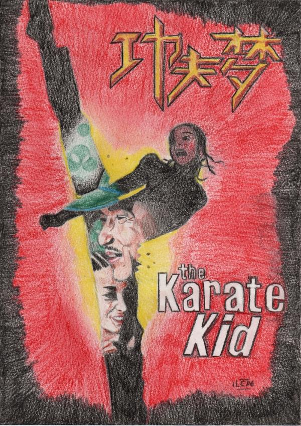 Karate Kid Movie Night