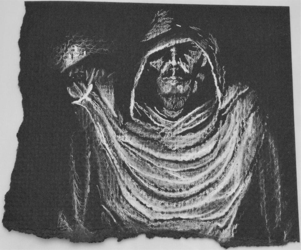 Erandur In The Dark #1 by fancybirdy