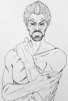 Ralis Sedarys - Vulnerable Warrior
