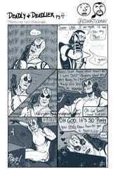Deadly Alliance 2 - Deadly and Deadlier Pg 4