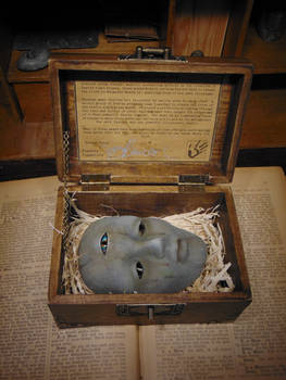 Faerie Sight Stone Mask