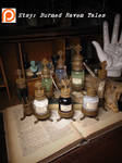 New Fantasy Glowing Specimen Jars