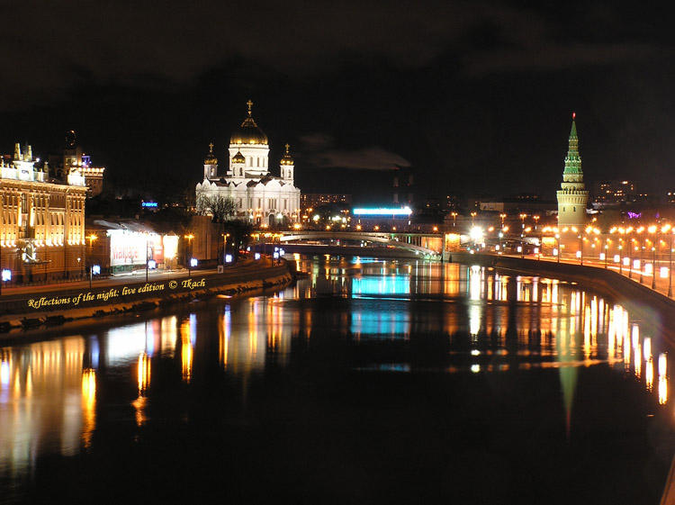 Reflections of the night by tkach