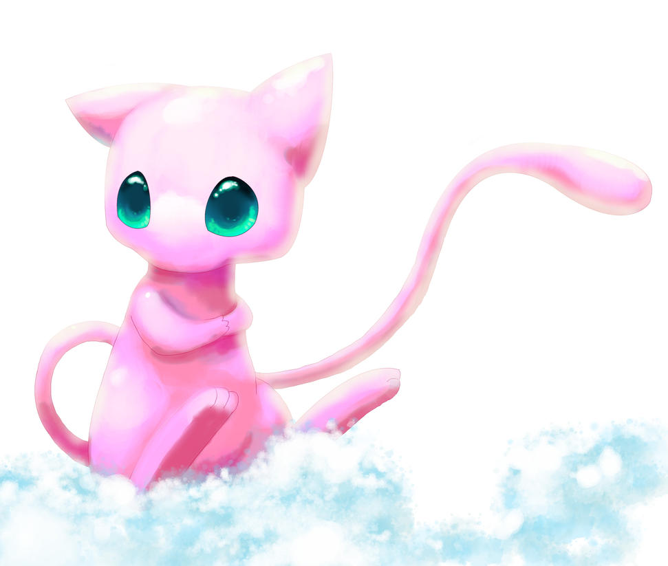 Mew by Pand-ASS