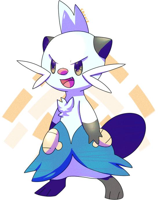 dewott pokemon shiny - photo #8