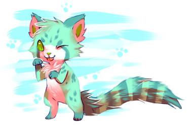 Nyan, Meow!? by Pand-ASS