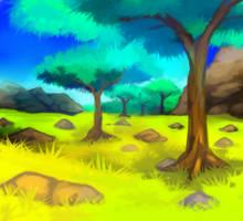 Idk Speed Paint by Pand-ASS