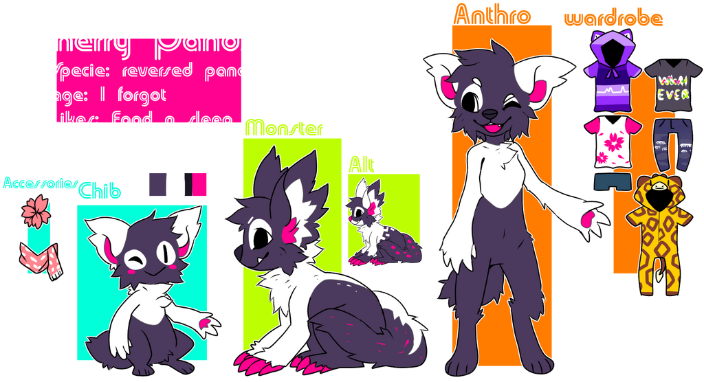 NEW Cherry Ref by Pand-ASS