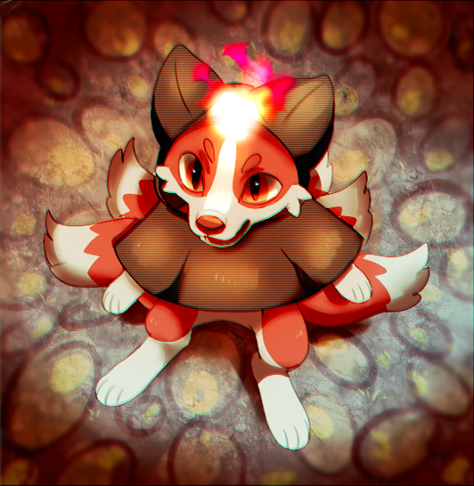 Fire Fox by Pand-ASS