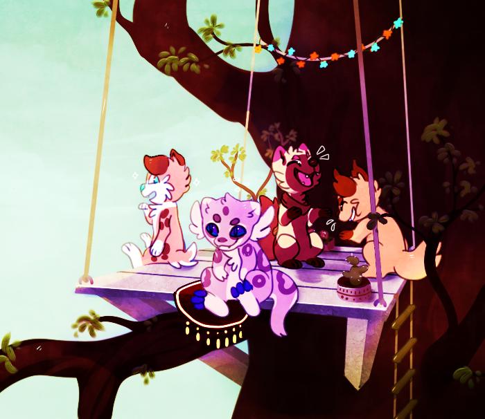 Cool kids klub by Pand-ASS