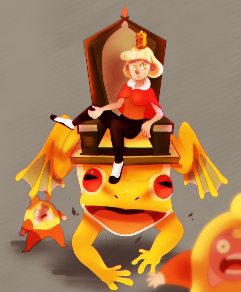 Lemon prince demands a sacrefice by Pand-ASS