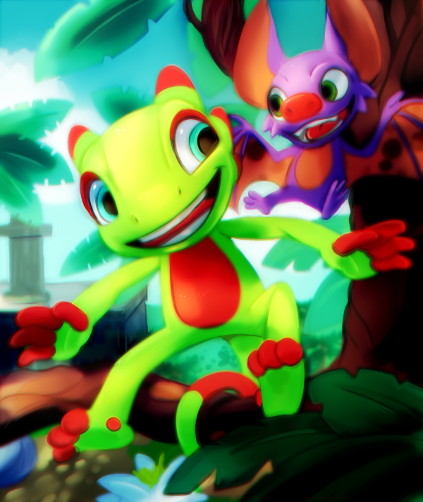 Yooka-Laylee by Pand-ASS