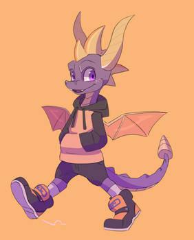 Spyro boye