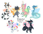Elemental SnakeCats OTA: CLOSED by Pand-ASS
